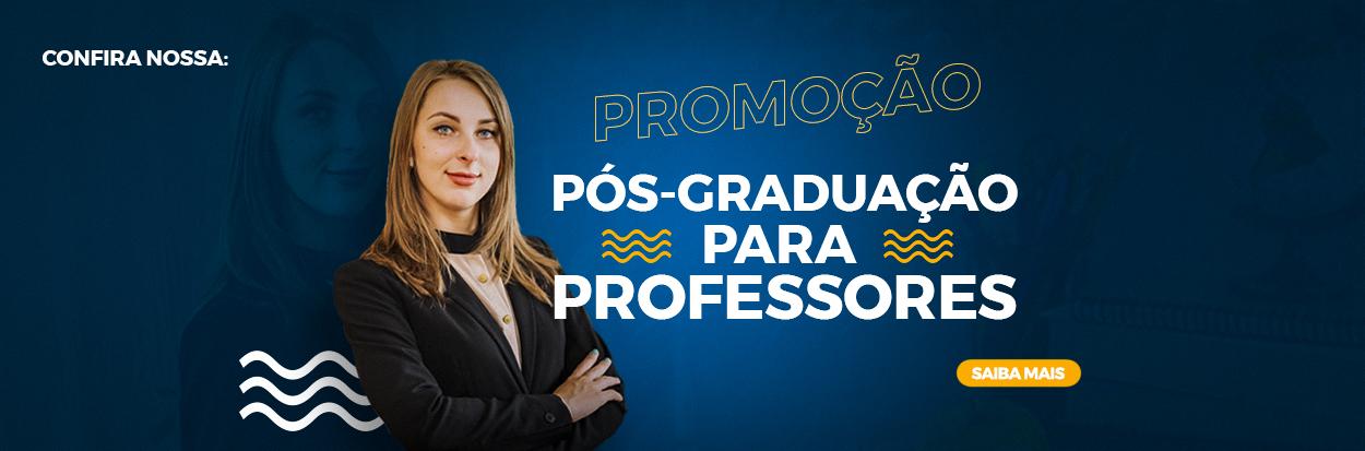 Promoção para Professores